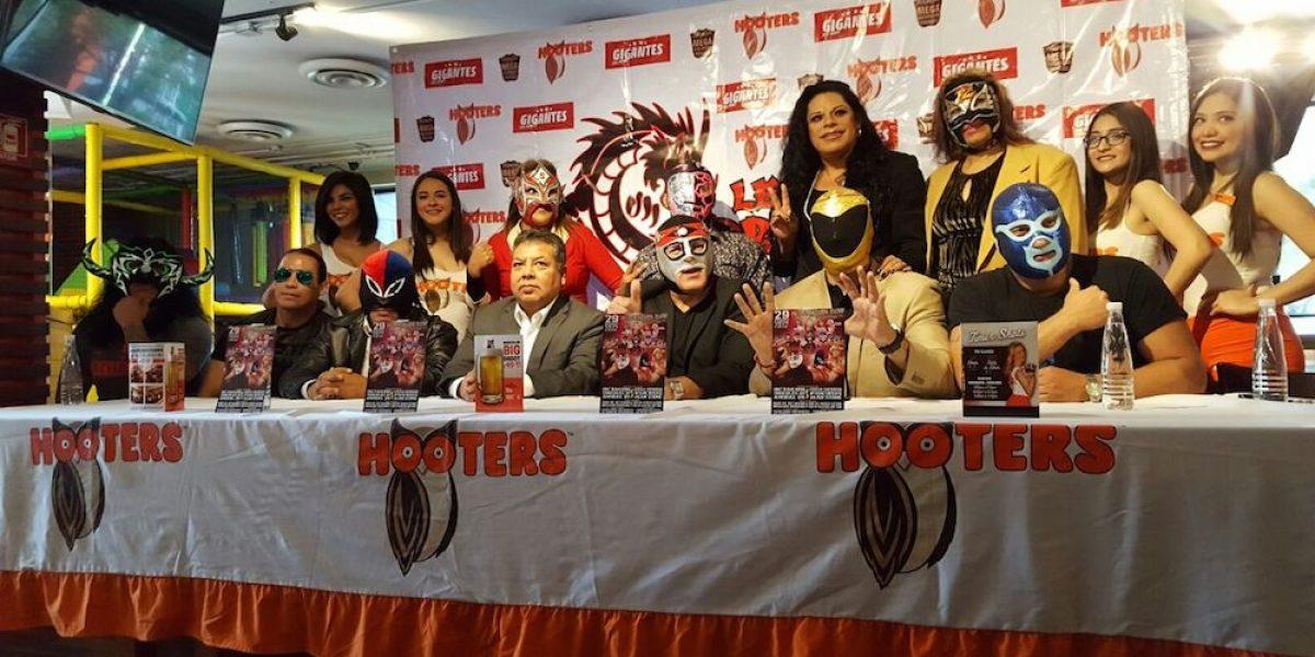 Octagón presenta promotora de lucha libre