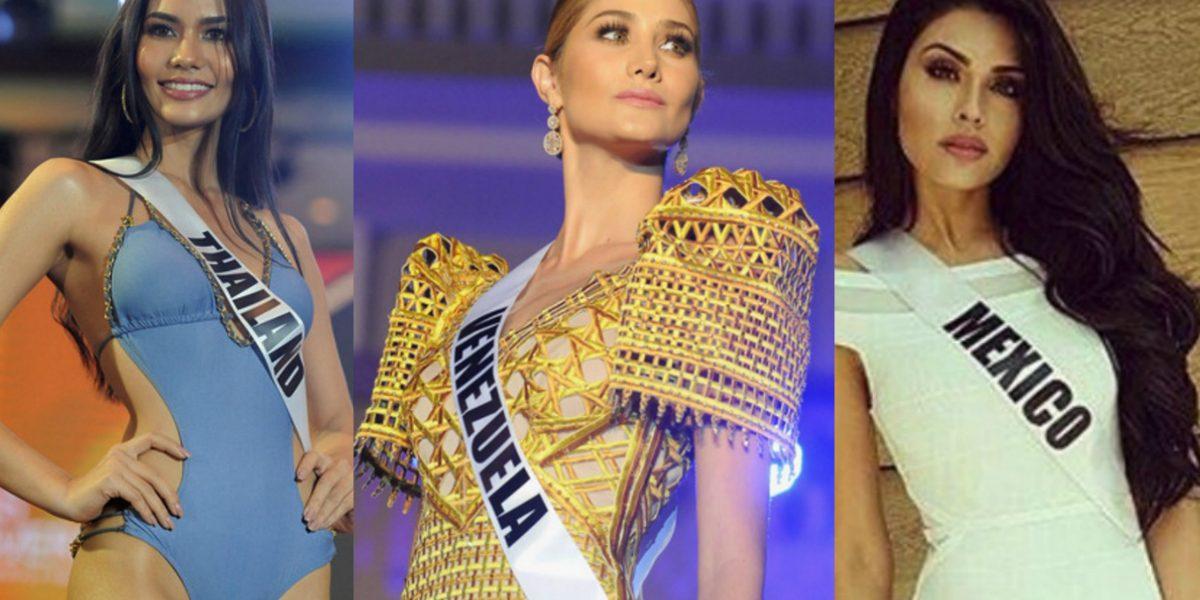 Conozcan a las candidatas de la edición número 65 de Miss Universo