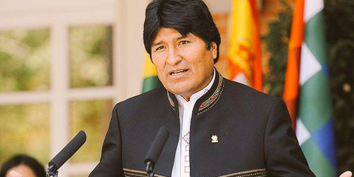 Evo Morales invita a México a