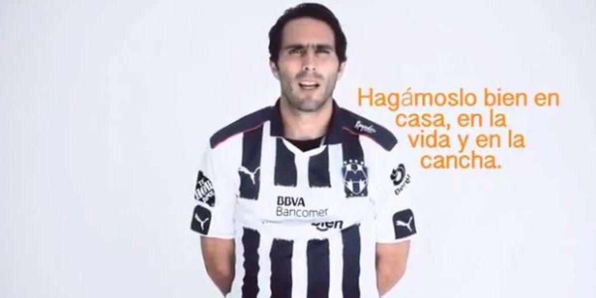 VIDEO: Jugadores de Rayados piden reflexionar para evitar más tragedias en México