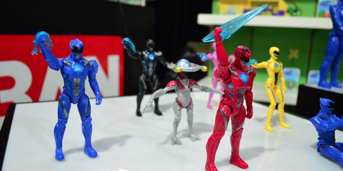 Los Power Rangers se preparan para un gran año