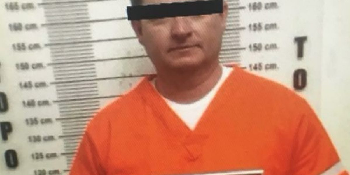 Filtran fotografía de Rodrigo Medina fichado en penal de Topo Chico