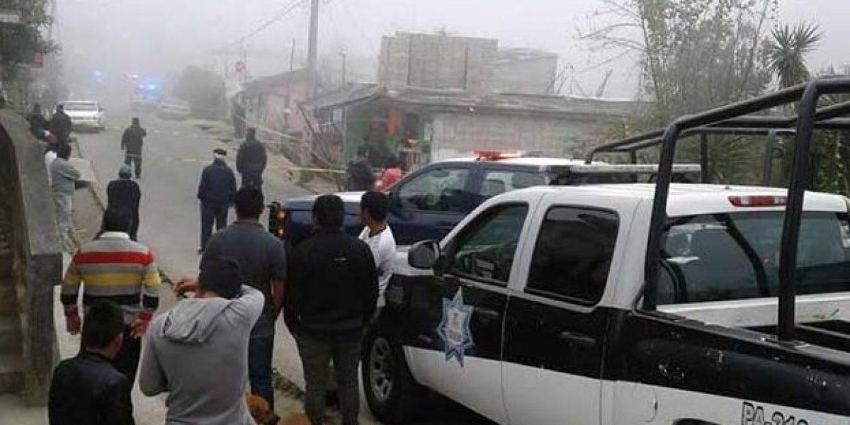 Asesinan a tres policías en Puebla para robar dinero de Prospera
