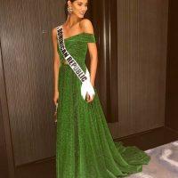 Miss Universo 2016. Imagen Por: Vía instagram.com/salgarcia1/