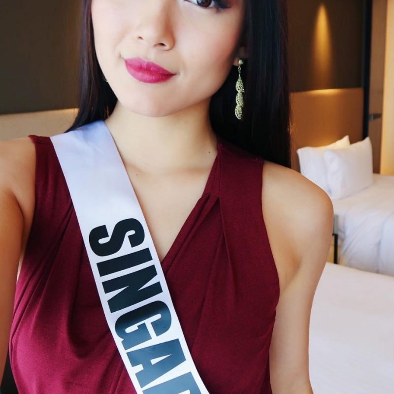 Miss Universo 2016. Imagen Por: Vía instagram.com/misscherylchou