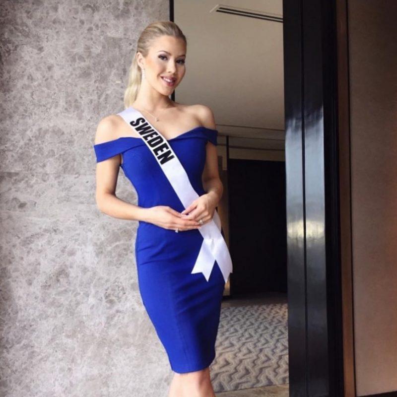 Miss Universo 2016. Imagen Por: Vía instagram.com/idaovmar/