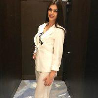 Miss Universo 2016. Imagen Por: Vía instagram.com/silacakirr/
