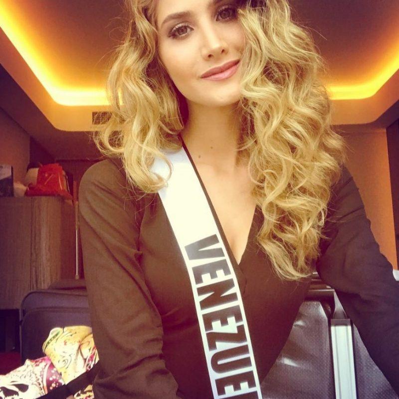 Miss Universo 2016. Imagen Por: Vía instagram.com/mariamhabach