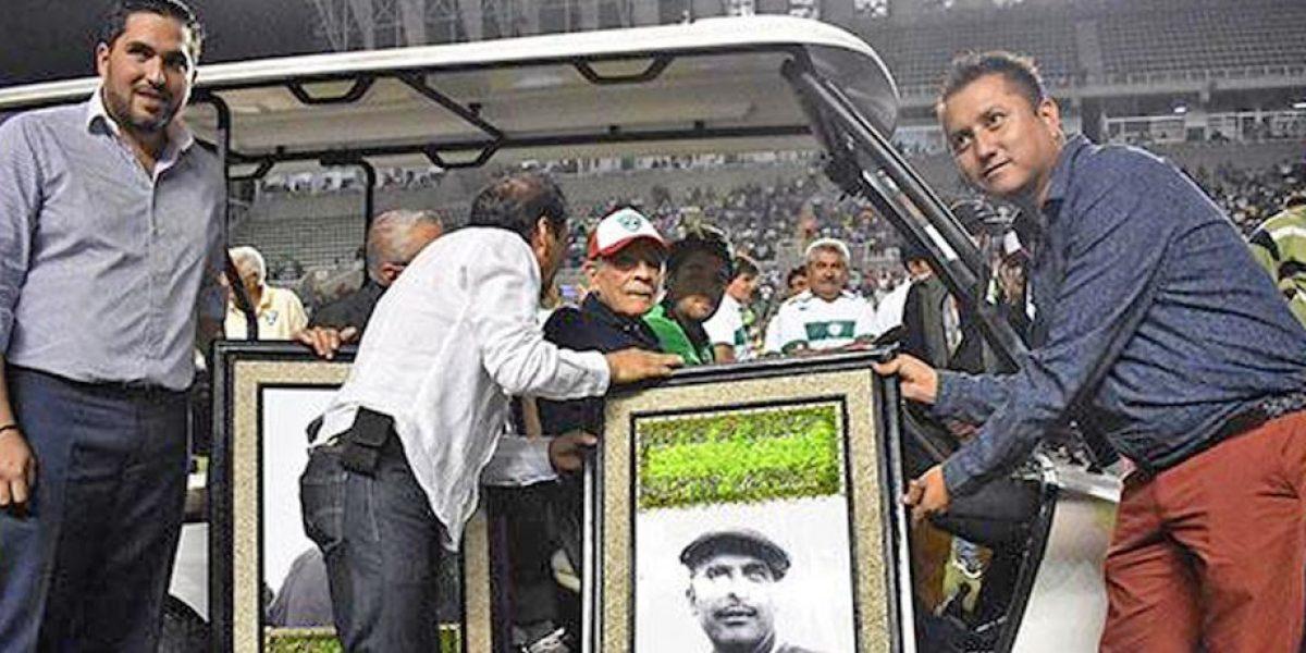 Zacatepec rindió homenaje al longevo Nacho Trelles
