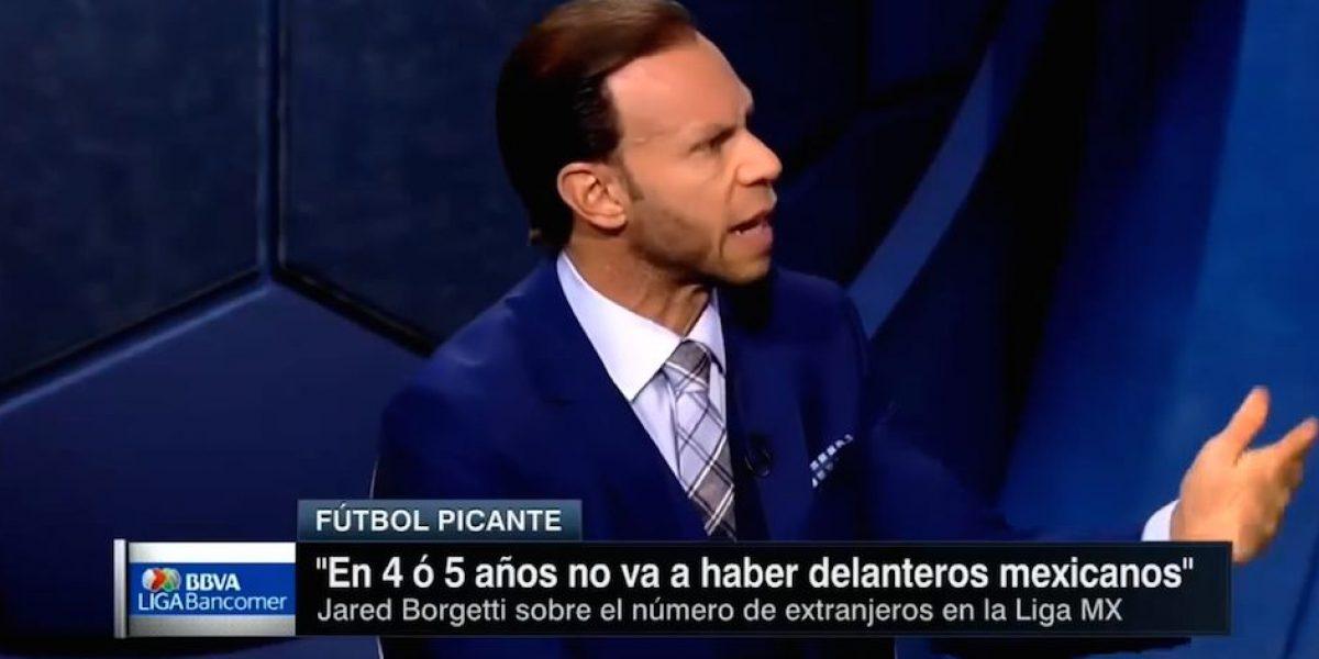 """VIDEO: """"Zague"""" se desespera con Álvaro Morales: """"¡Estás hablando babosadas!"""""""