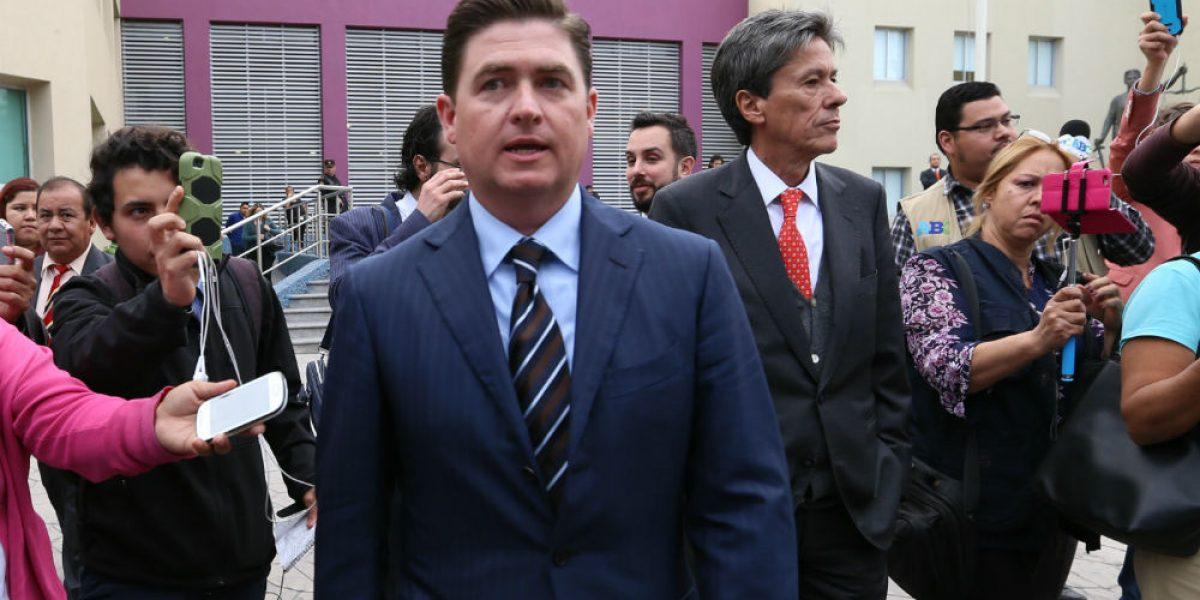 Juez federal ordena inmediata liberación de Rodrigo Medina