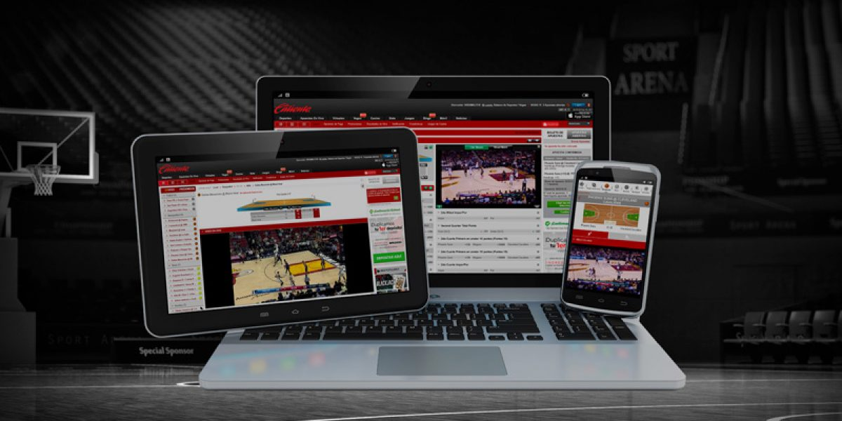 Ahora NBA Streaming en Caliente.mx