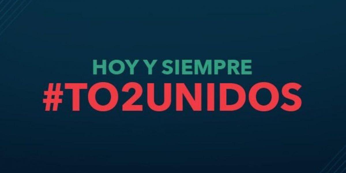 #To2unidos: Estaciones de radio se unen con la misma canción por Mexico