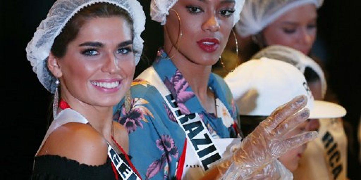 Las cinco favoritas para ganar Miss Universo 2017