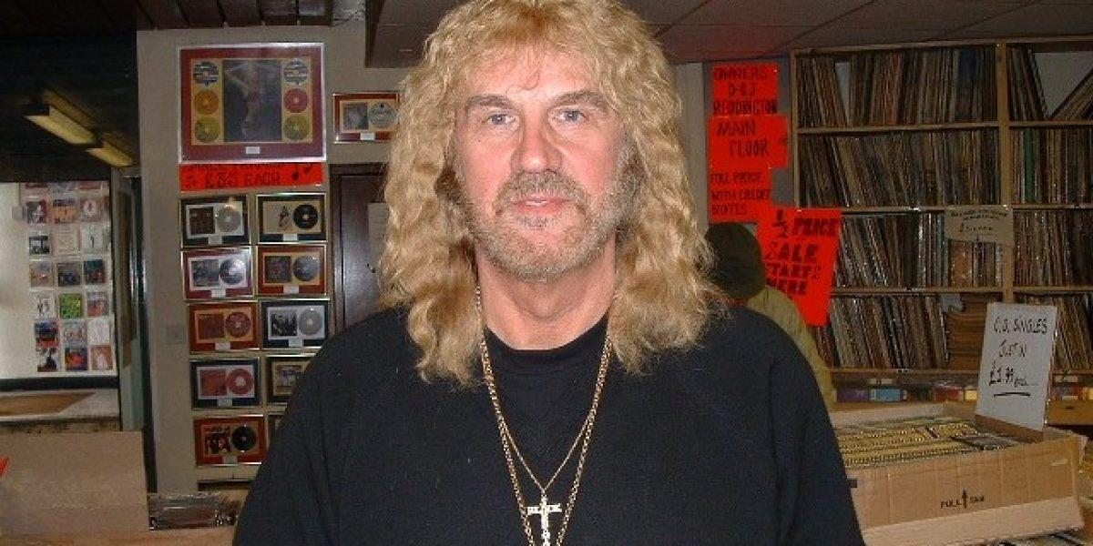Muere tecladista de Black Sabbath por cáncer de pulmón
