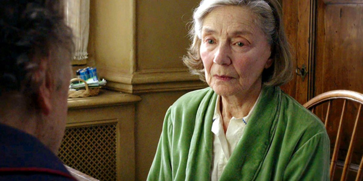 Muere Emmanuelle Riva, protagonista de la película