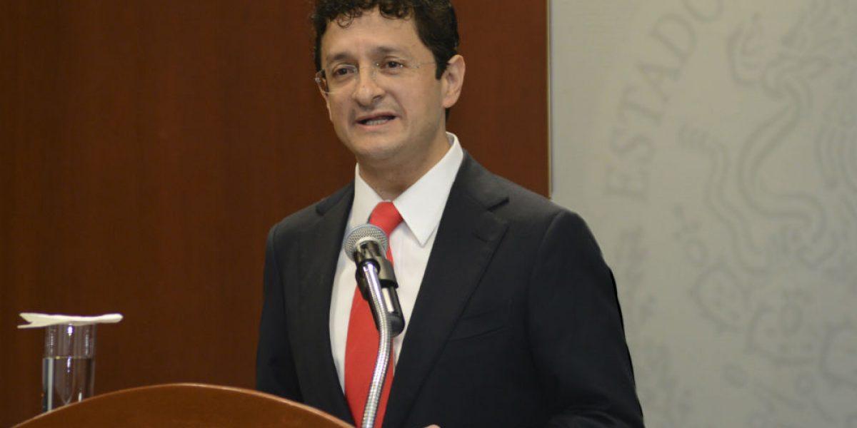 Virgilio Andrade, nuevo director del Banco del Ahorro Nacional