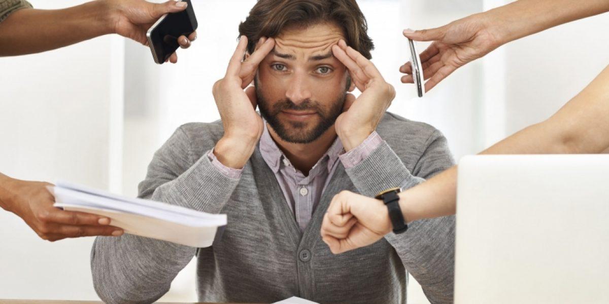 Que el estrés laboral no te consuma