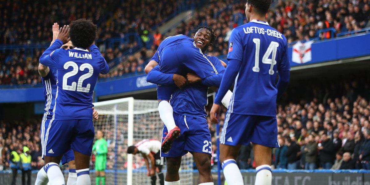 Sorpresiva eliminación del Liverpool; Chelsea sigue vivo en la FA Cup