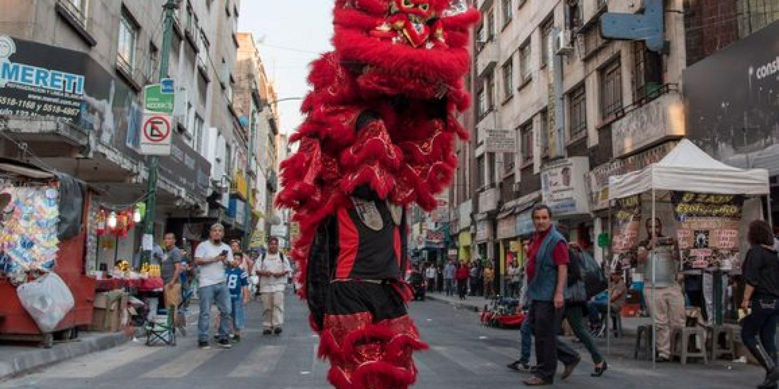 . Imagen Por: Año Nuevo Chino. Cuartoscuro