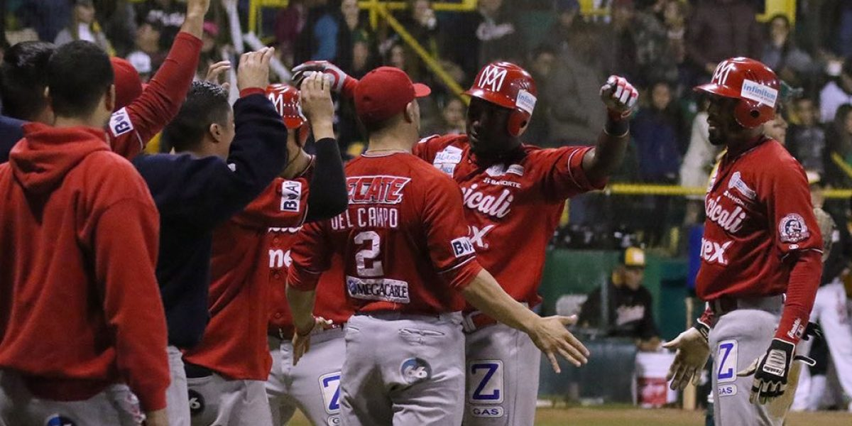 Águilas de Mexicali se coronan en la LMP