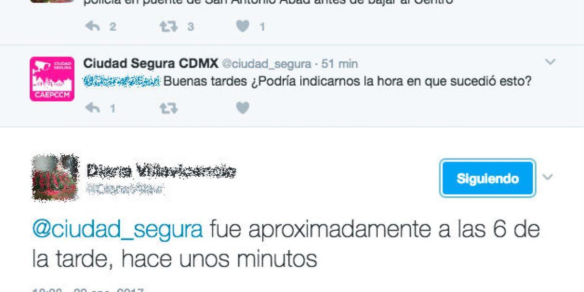 Denuncian intento de violación en centro de la CDMX