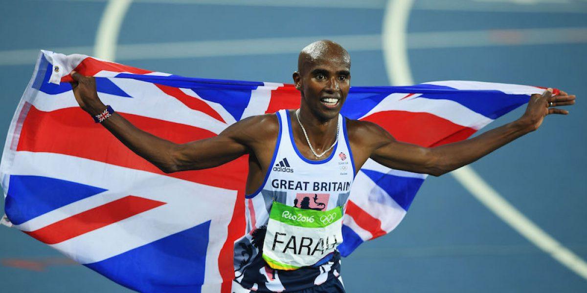 Prohibiciones de Trump podrían afectar al medallista olímpico Mo Farah