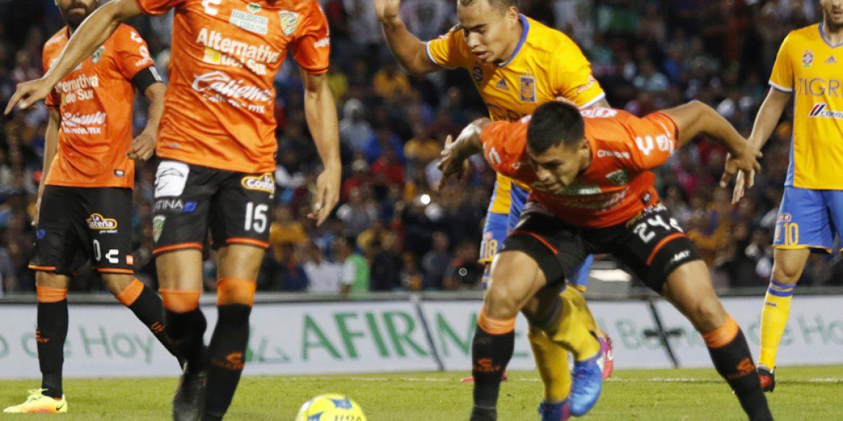 Tigres pierde en su visita contra Jaguares