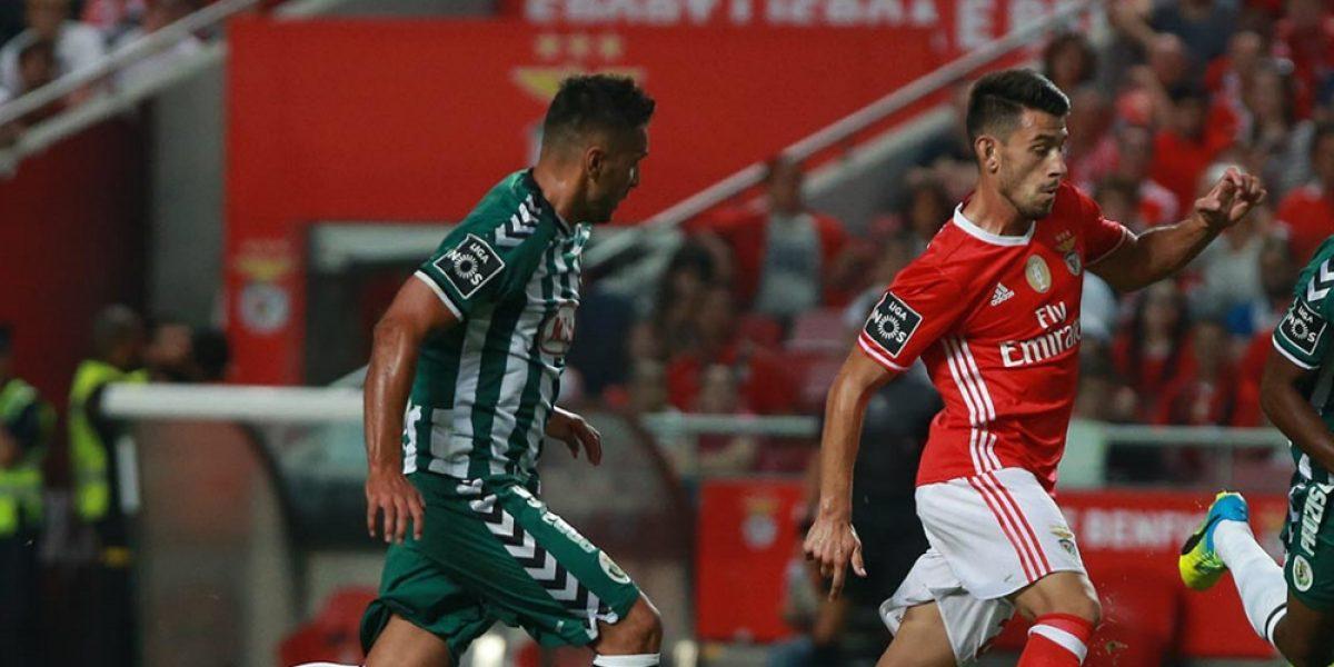 Sin Raúl Jiménez, Benfica pone en riesgo su liderato