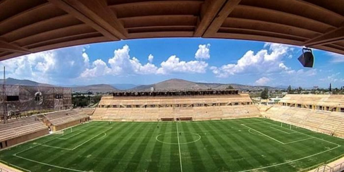 "Estadio del futbol mexicano, nominado al ""mejor del 2016"""