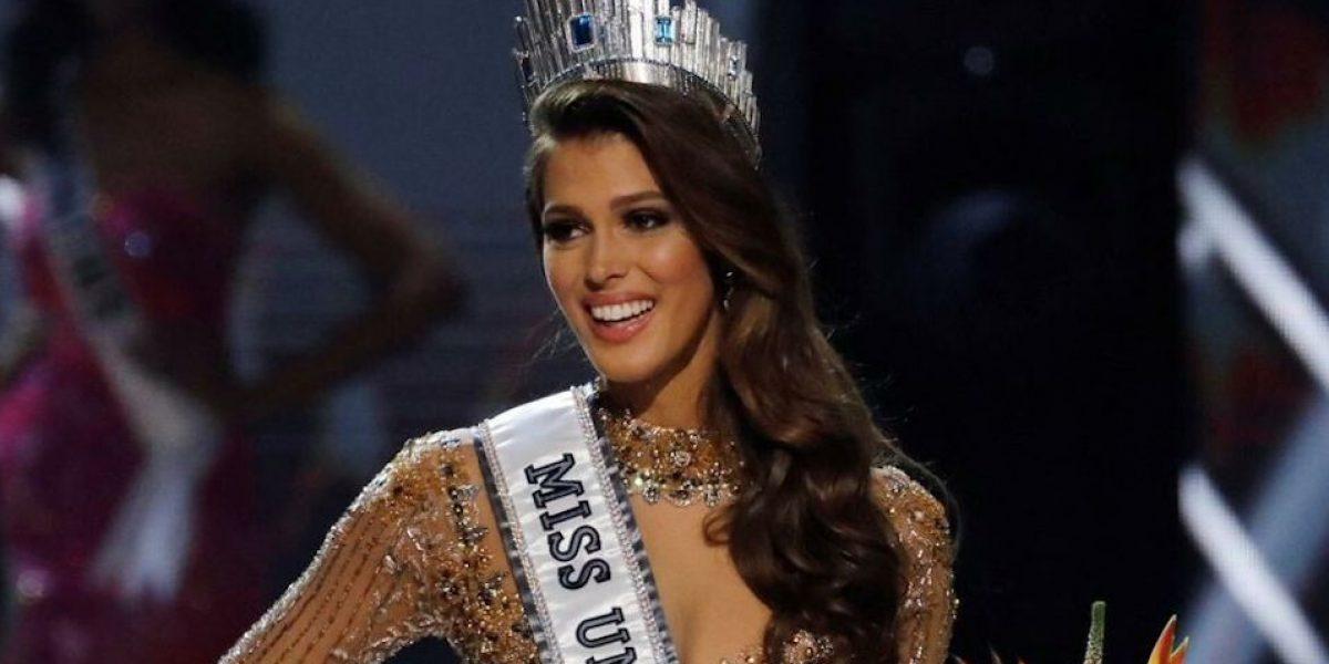 Iris Mittenaere, nueva Miss Universo, fiel apasionada al futbol