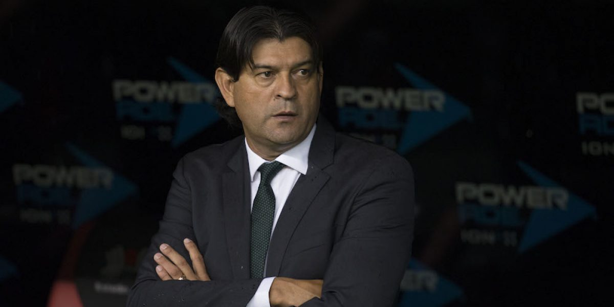 José Saturnino Cardozo llega a la dirección técnica del Puebla