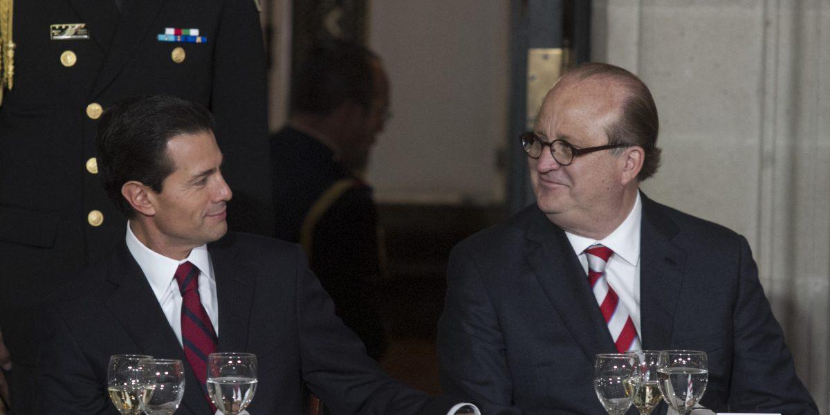 Peña Nieto y la Conago se reúnen para analizar relación con Trump