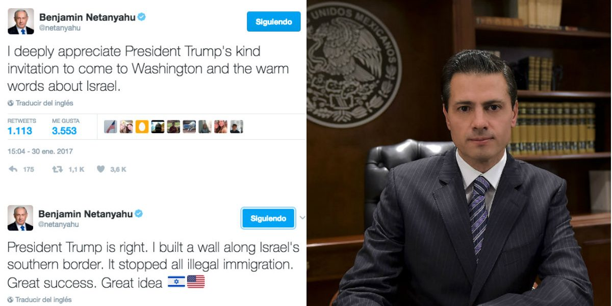 Presidente de Israel hablará con Peña para sanear relación diplomática