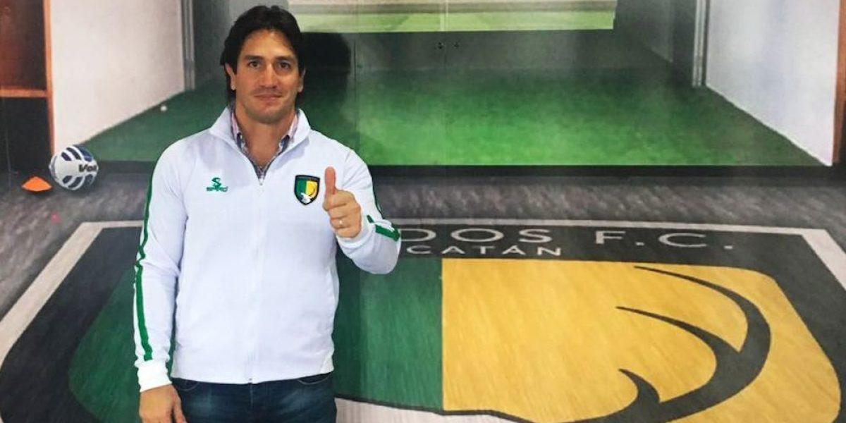Bruno Marioni se estrenará como entrenador con los Venados