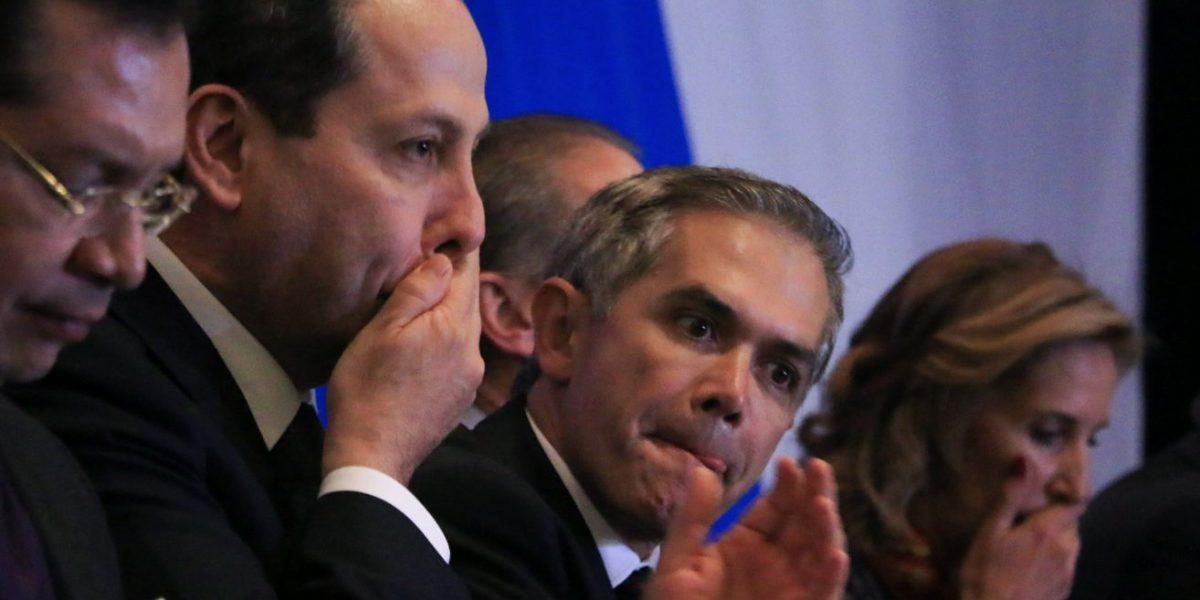 Gobernadores firman modelo ciudadano contra la corrupción policial