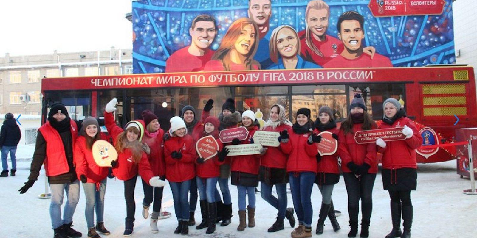 . Imagen Por: Faltan 500 días para el Mundial de Rusia . / FIFA
