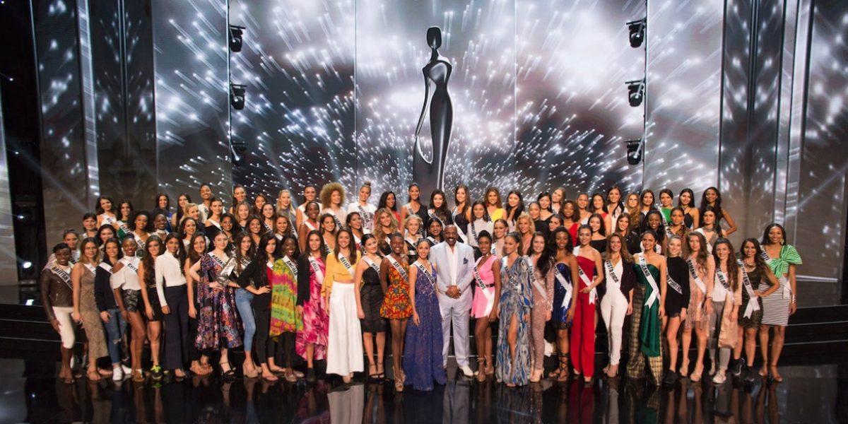 El momento que no se vio de Miss Universo y que se está viralizando