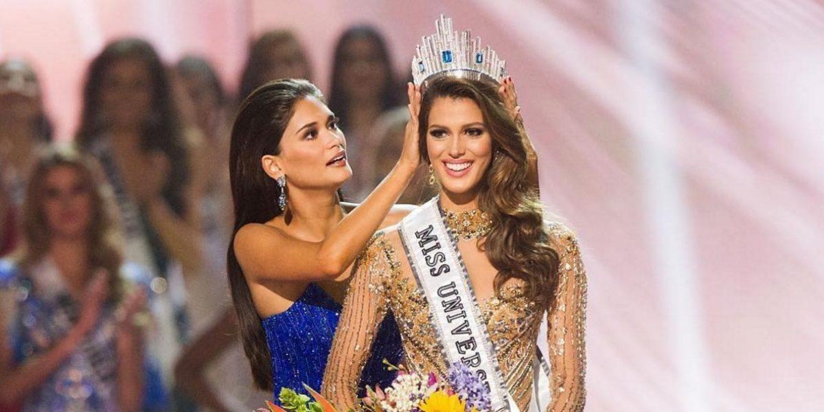 Foto: Así luce la nueva Miss Universo sin maquillaje
