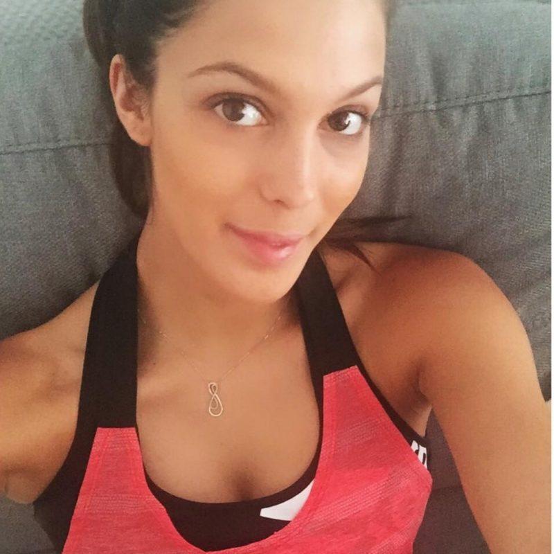 Miss Universo Iris Mittenaere. Imagen Por: Vía instagram.com/irismittenaeremf