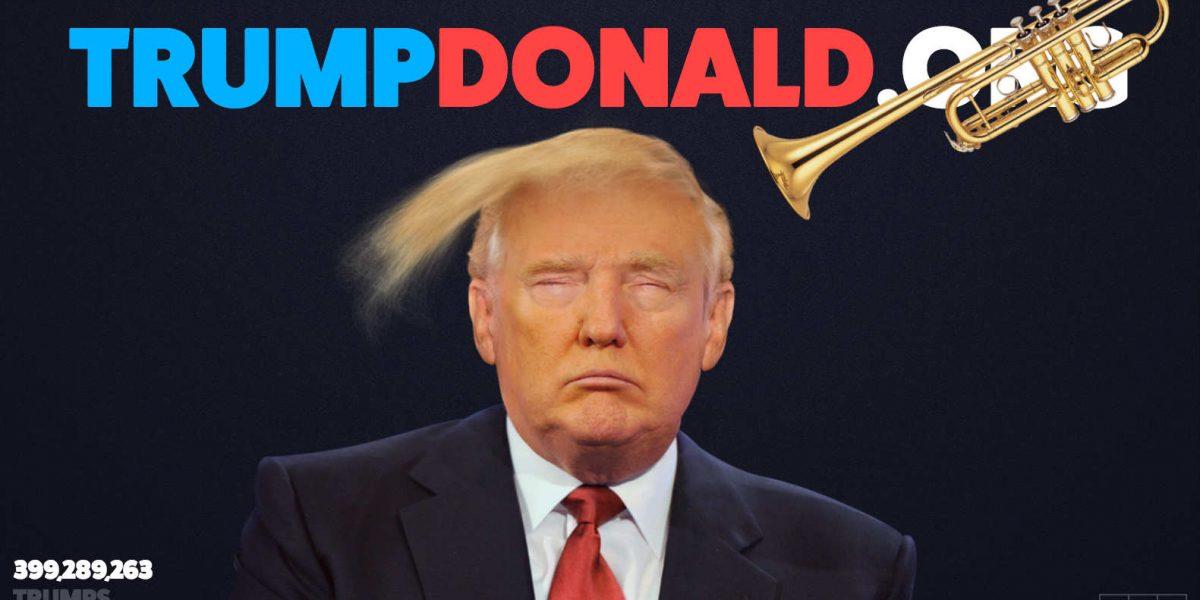 Lanzan juego para desquitarse de Trump a