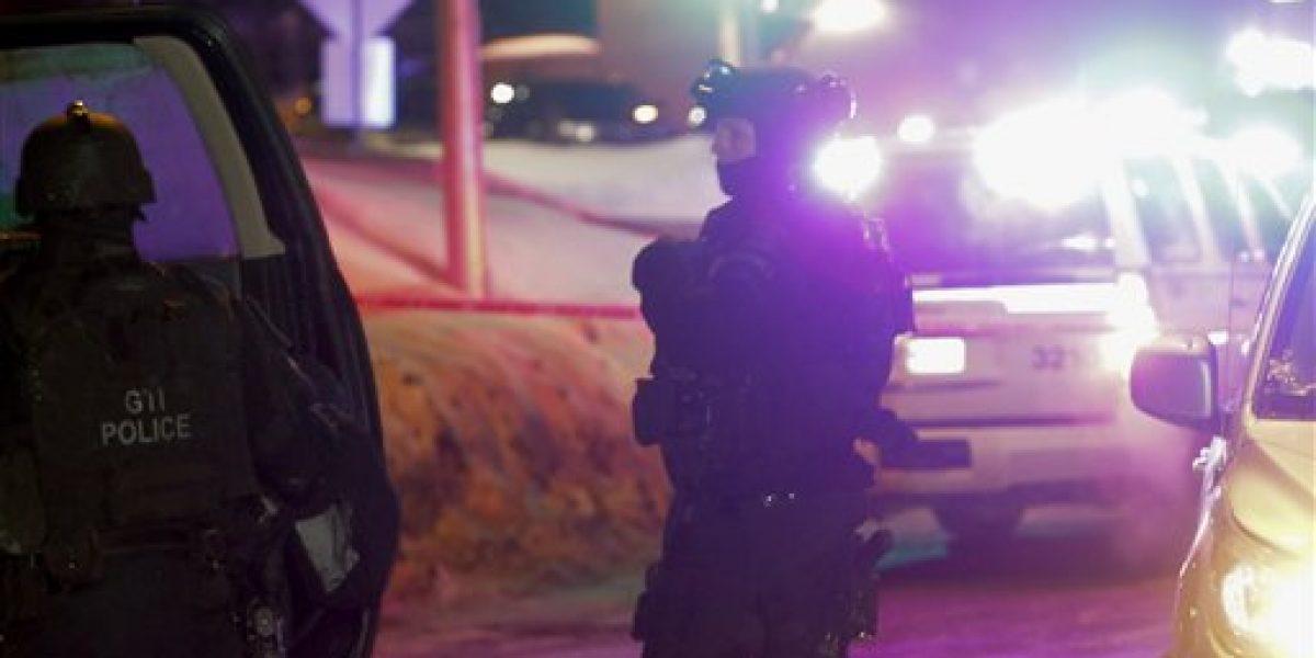 Atacante de mezquita era estudiante universitario franco-canadiense