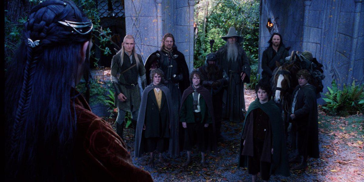 15 años después se reencuentra el elenco de El Señor de los Anillos