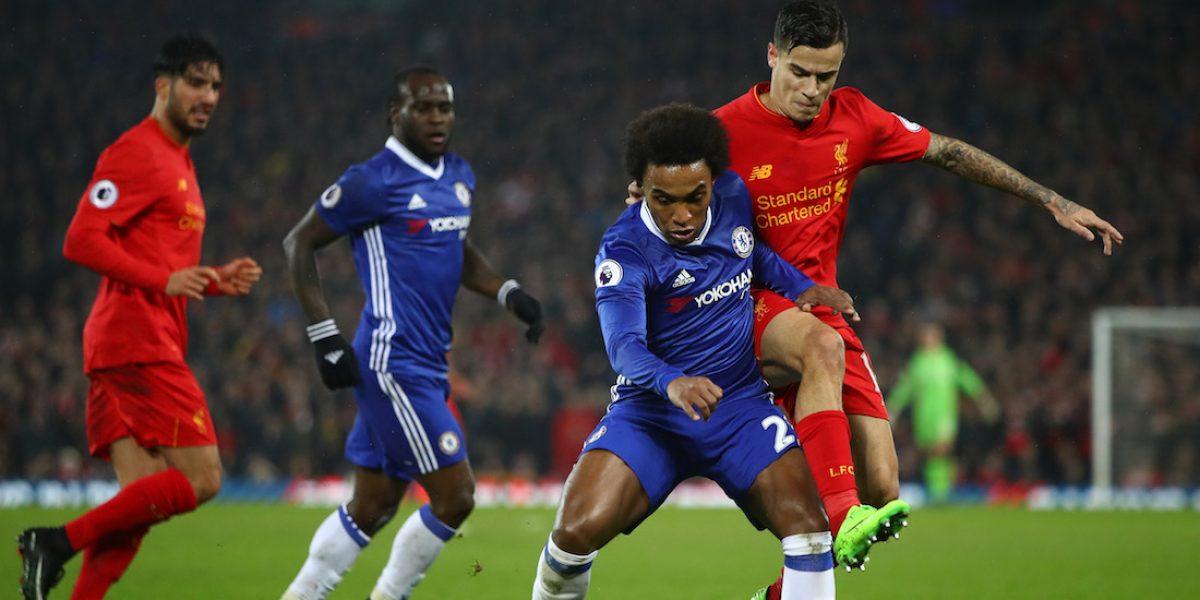 ¡El líder resiste! Chelsea le saca el empate al Liverpool en Anfield