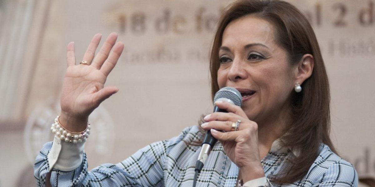 #Confidencial: Empujón a Josefina para la candidatura por el Edomex