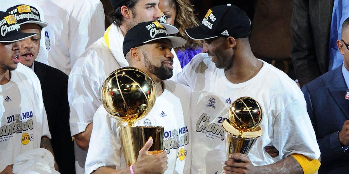 A este jugador de la NBA le robaron ¡sus cinco anillos de campeón!