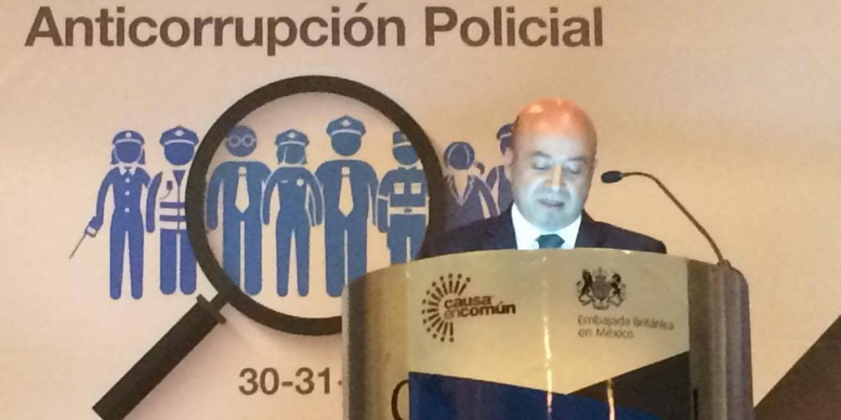 Policías padecen discriminación desde la Constitución: Renato Sales