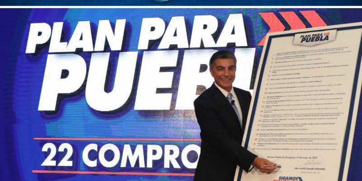 Pide gobernador Tony Gali cerrar filas con Peña Nieto