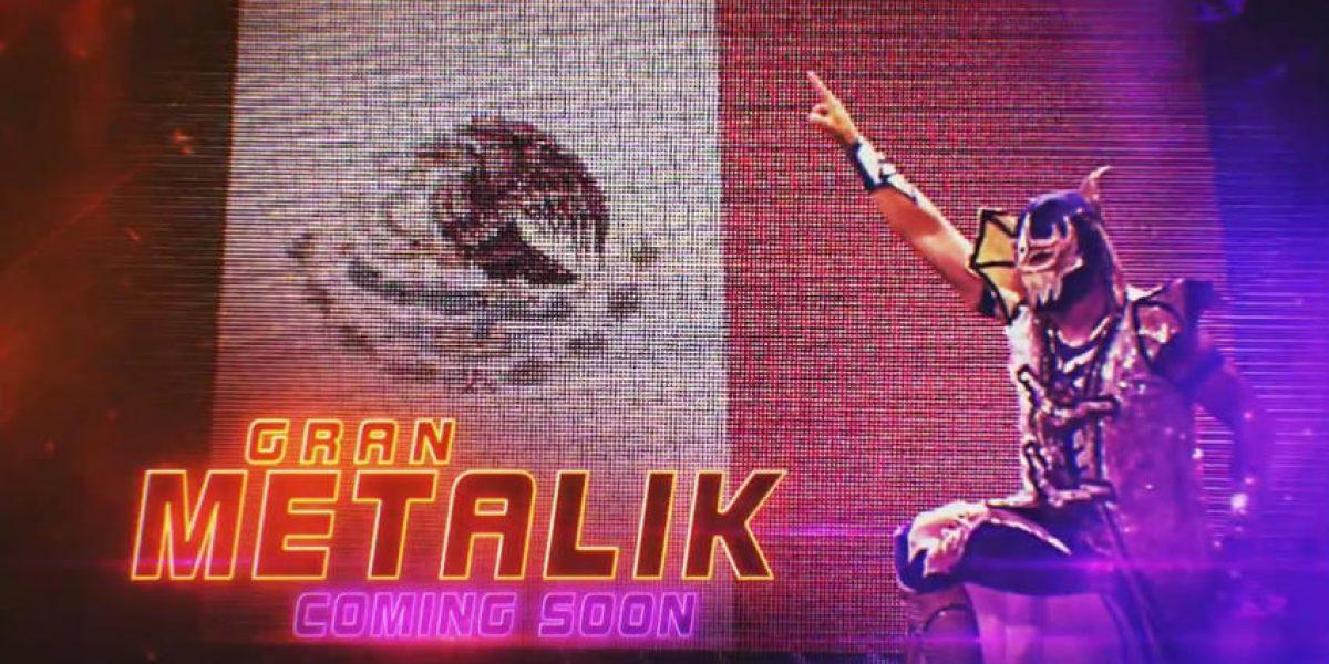 Gran Metalik está cerca de regresar a WWE