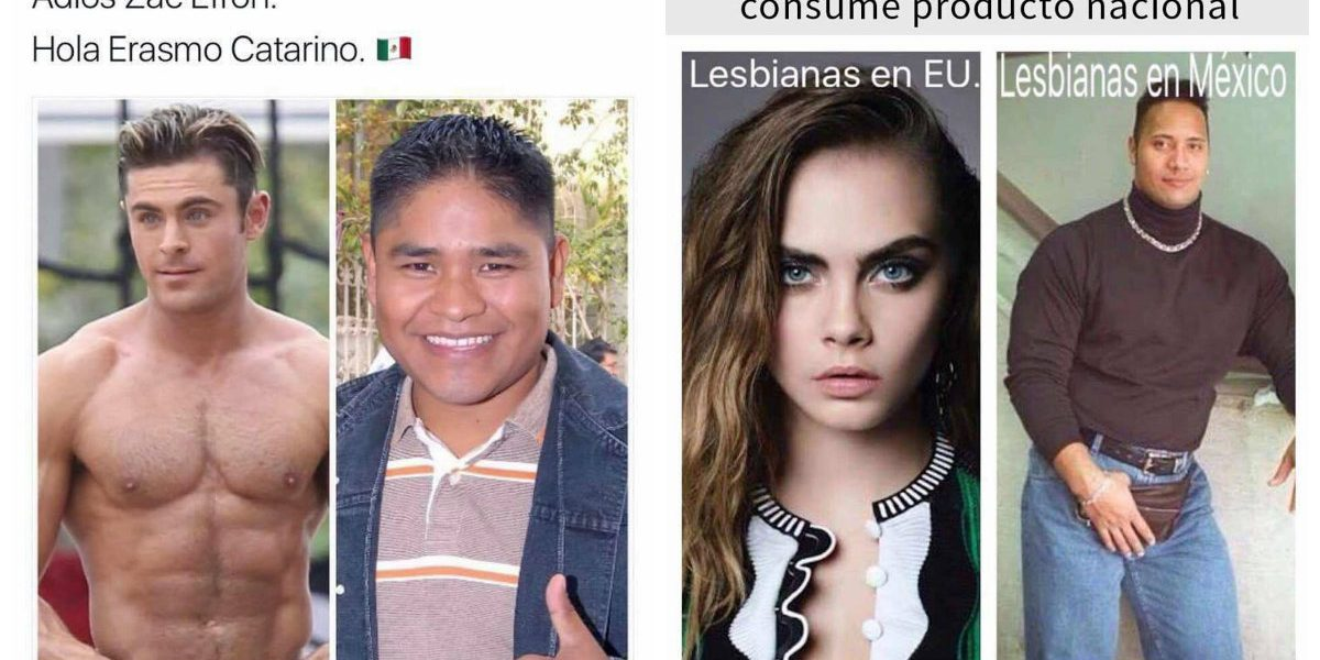 Con memes, usuarios de redes pasan del nacionalismo a la burla hacia lo mexicano